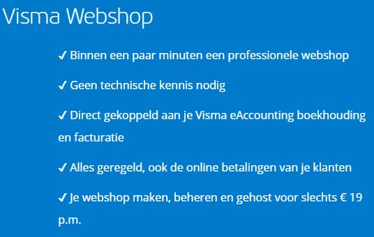 webshop visma